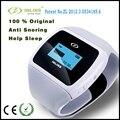 Free Shipping!  Sleep Therapy Anti Ronco Reloj Pulsaciones Anti Snoring Food Grade Material Stop Snoring Smart Sleep Nurse Watch