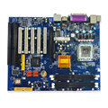 Preço de fábrica de Desktop Motherboard LGA775 Core 2/Pentium CPU DDR2 2 Slot 5 xPCI xISA Dupla Nic Win XP-Micro ATX Desktop Motherboard