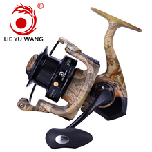 Fishing Spinning Reel AFS 12+1BB Spinning  Carp Reel Fresh/Salt water Casting Reel