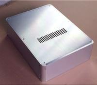 BZ2409H Silber Vorder Volle Aluminium DAC Gehäuse/Verstärker fall/Preamp Box/verstärker Chassis|dac enclosure|amplifier chassisheadphone amplifier chassis -