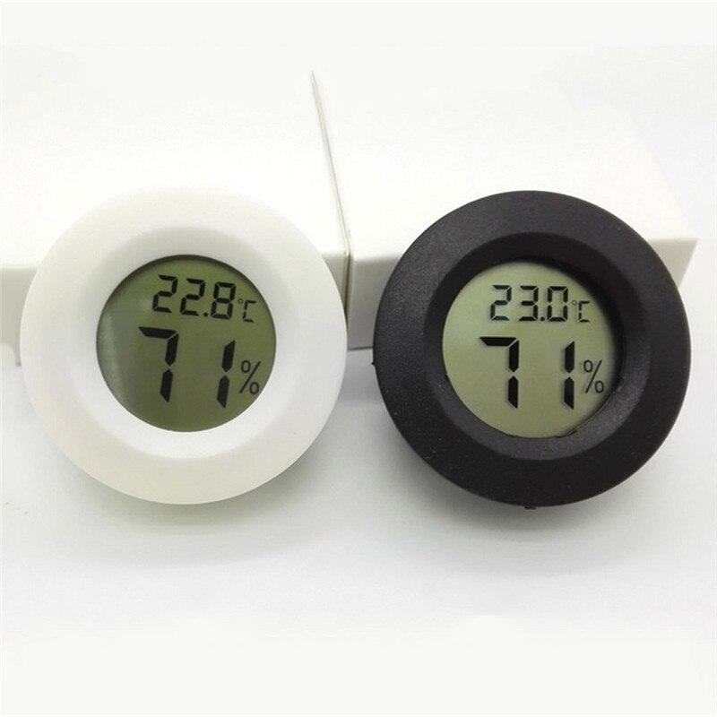 6 style LCD Digital Fish Tank Aquarium Thermometer Marine Water Terrarium Accessories Temperature Measurement Tools 5