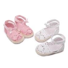 5908cc9c68 CHICHIMAO Brand New Bonito Do Bebê Recém-nascido Meninas Infantis Princesa Sapatos  Da Criança Sandálias