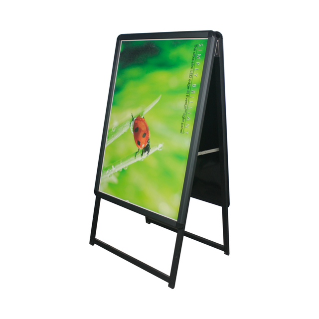 A1 Illuminate A frame Sidewalk Sign Centch LED Portable Advertising ...