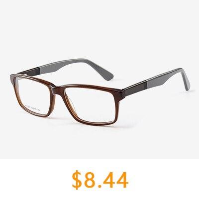 a04e16e3f7bf ①Из Металла Компьютерные очки Для мужчин Круглый оптически ...
