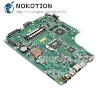 NOKOTION материнская плата для ноутбука для acer ASPIRE 5553G материнская плата для ноутбука MBPV706001 Мб. PV706.001 DA0ZR8MB8E0 HD5000 DDR3 Бесплатная ЦП