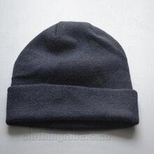 Заказная вязаная шапка с пользовательским логотипом, логотип может быть сделан как кожаный патч, вышитый патч или вышитый логотип непосредственно