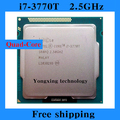 Core i7 3770T 2.5GHz 8M SR0PQ Low power consumption 45W Quad Core desktop processors Computer CPU Socket LGA 1155 pin