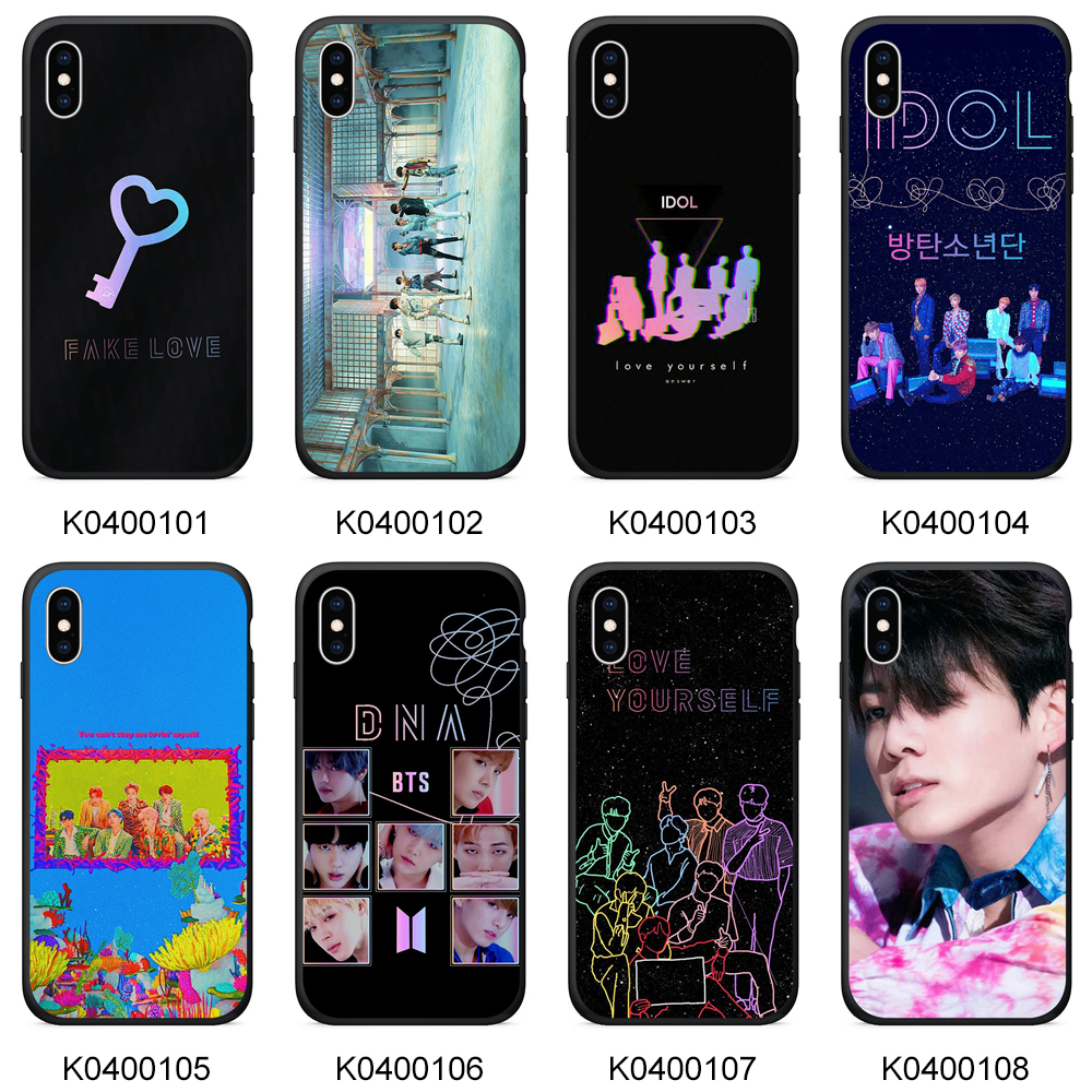 Fitted Cases Korean Simple Green Funny Cat Phone Case For Coque Iphone X Xs Xr 6 6s 7 8 Plus Kawaii Cases Cute Bts Hard Matte Cover Fundas Phone Bags & Cases