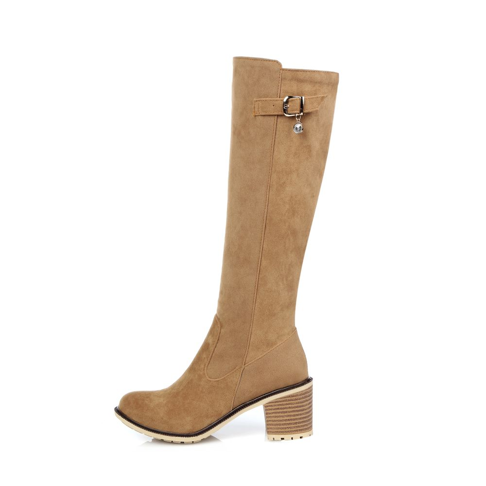 Popular Knee High Boots Wide Calf-Buy Cheap Knee High Boots Wide ...