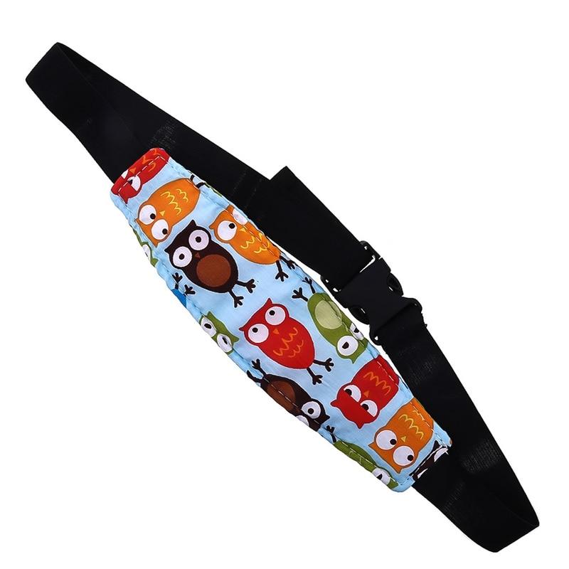 1Pcs Fixing Band Baby Kid Head Support Holder Sleeping Belt Car Seat Sleep Nap Holder Belt Baby Stroller Safety Seat Holder Belt belt