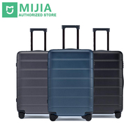 100% Original Xiaomi High End PC Suitcase Carry on Spinner Wheels Rolling Luggage TSA lock Business Travel Vacation