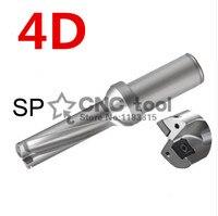 SP-C25-4D-SD19--SD20.5  substitua as lâminas e o tipo da broca para a inserção spmw spmt u que perfuram perfurações da inserção do furo raso indexável
