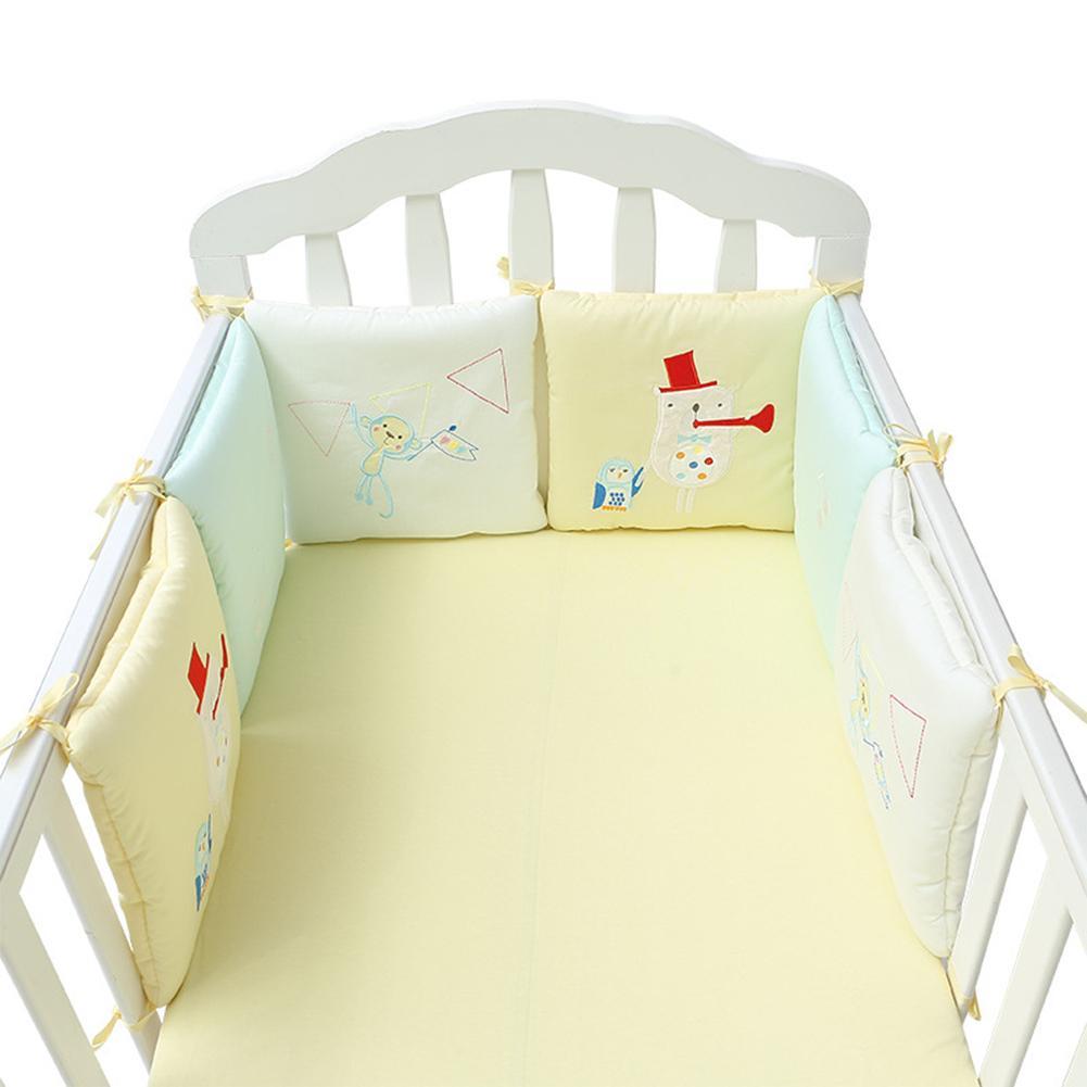 Leuk 100% Katoen Wieg Hoeslaken Zachte Baby Bed Matras Cover Protector Cartoon Pasgeboren Beddengoed Voor Ledikant Redelijke Prijs