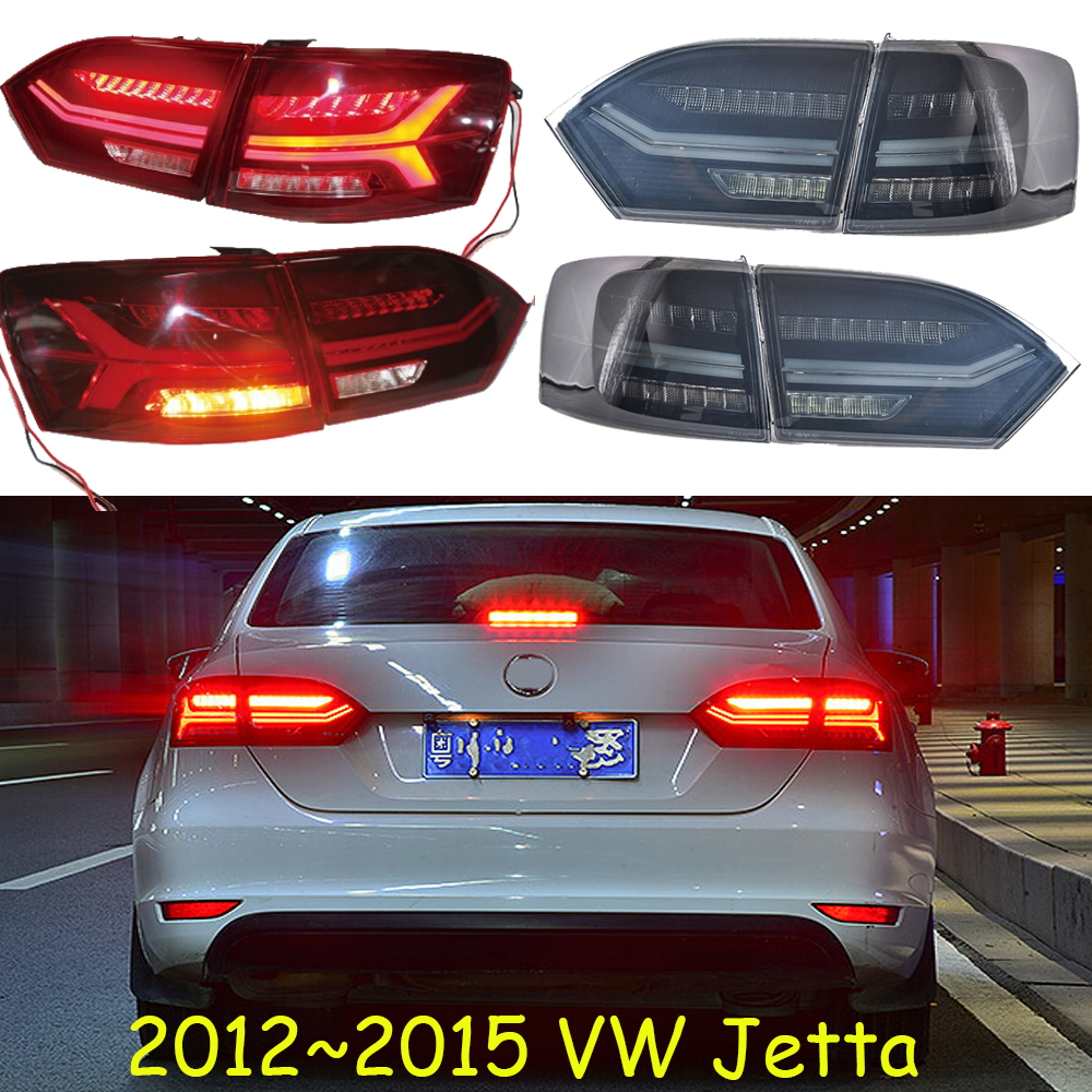 Jetta taillight,2012~2015year,LED,Free ship!touareg,sharan,Golf6,routan,polo,passat,magotan,jetta,vento,Golf7,Jetta rear lamp tiguan taillight 2017 2018year led free ship ouareg sharan golf7 routan saveiro polo passat magotan jetta vento tiguan rear lamp