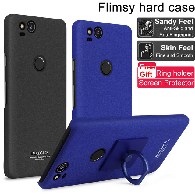 best service 3bab2 06687 US $7.78 |For Google Pixel 2 case iMak Cowboy Frosted Phone Case For Google  Pixel2 XL Case For Pixel 2 XL Case + Holder + Screen Protector-in Fitted ...