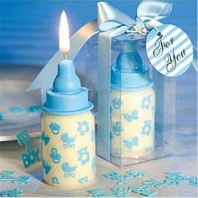Mini Bottle Design Candle