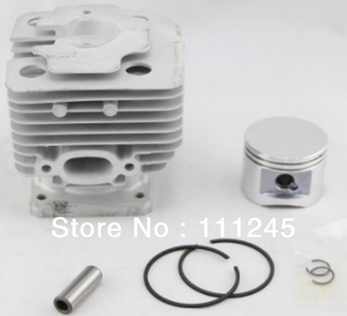 CYLINDER KIT 40MM FOR ST. TRIMMER FS400 2 STROKE STRIMMER W/ ZYLINDER PISTON PISTON RING PIN CLIPS ASSEMBLY bc260 26cc brush cutter cylinder kit with piston assy piston ring for cg260 grass trimmer 1e34f 34mm engine parts