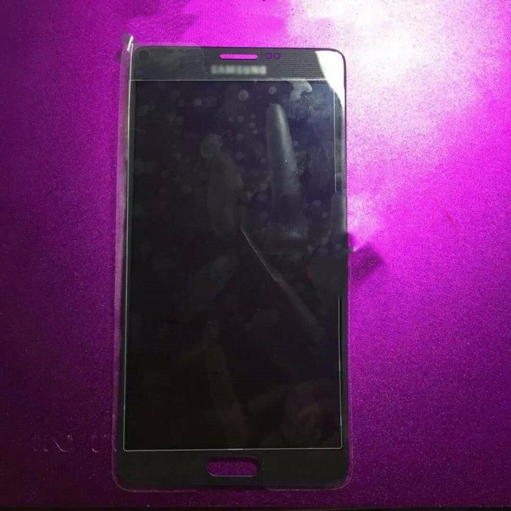 Сенсорный экран телефона в сборе для samsung S4 E300 E330 I545 I337 L720 R970 Мобильные аксессуары touch Панель Экран сборки