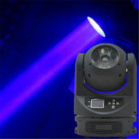 Hot sell 60W beam sharpy for stage party disco moving head 60 watt dj light with infinite rotate for Disco Dj Party club events