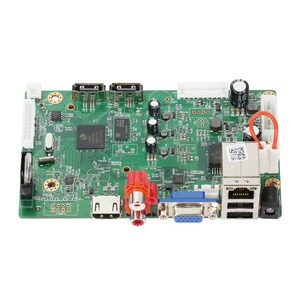 Image 5 - GADINAN H.265/H.264 NVR Kurulu 25CH * 5MP 32CH * 1080 P Ağ Dijital Video Kaydedici 2 SATA Max 8 T ONVIF P2P CMS XMeye 12 V 4A