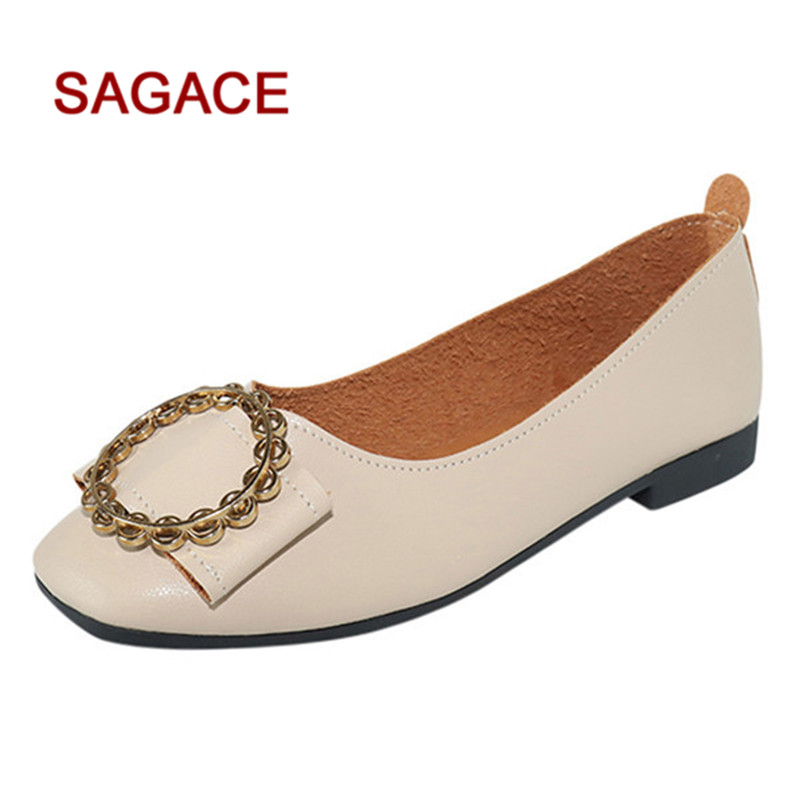 HB@SAGACE Fashion 2019 Summer Casual Shoes Women Fl