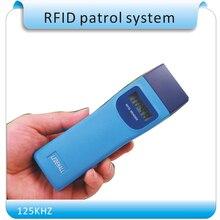 Фрер доставка LDH-868 водонепроницаемый Гвардии Жезл, Сторожевой Stick, Guard Tour system, autoinduction чтение + 10 шт. точка кнопку