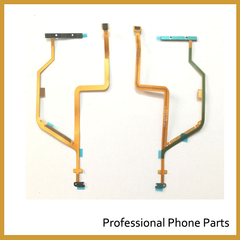 100% Original New Power Flex Cable For BlackBerry Priv ON/ OFF Switch Button Flex Cable Replace Part