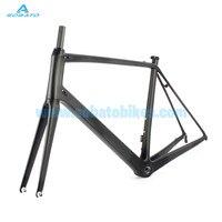 2016 TOP NEW T1000 UD Full Carbon Road Frame Bike Racing Bicycle Frameset Accept Custom