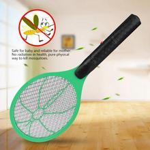 ¡OFERTA de verano! Batería de mano inalámbrica eléctrica Fly Mosquito Fly Bug raqueta Insect Killer Bug Zappers entrega gratis K20