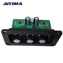 Placa de Control de tonos AIYIMA NE5532 HIIF Audio sin pérdidas Tono de ajuste de graves agudos para amplificador de potencia Control de volumen de altavoz activo