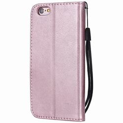 Luxury Leather Flip Case For iphone 6 6s Plus Cover Case iphone 6 Plus Wallet Card Slot Stand Phone Coque For iphone 6 S Cases 3