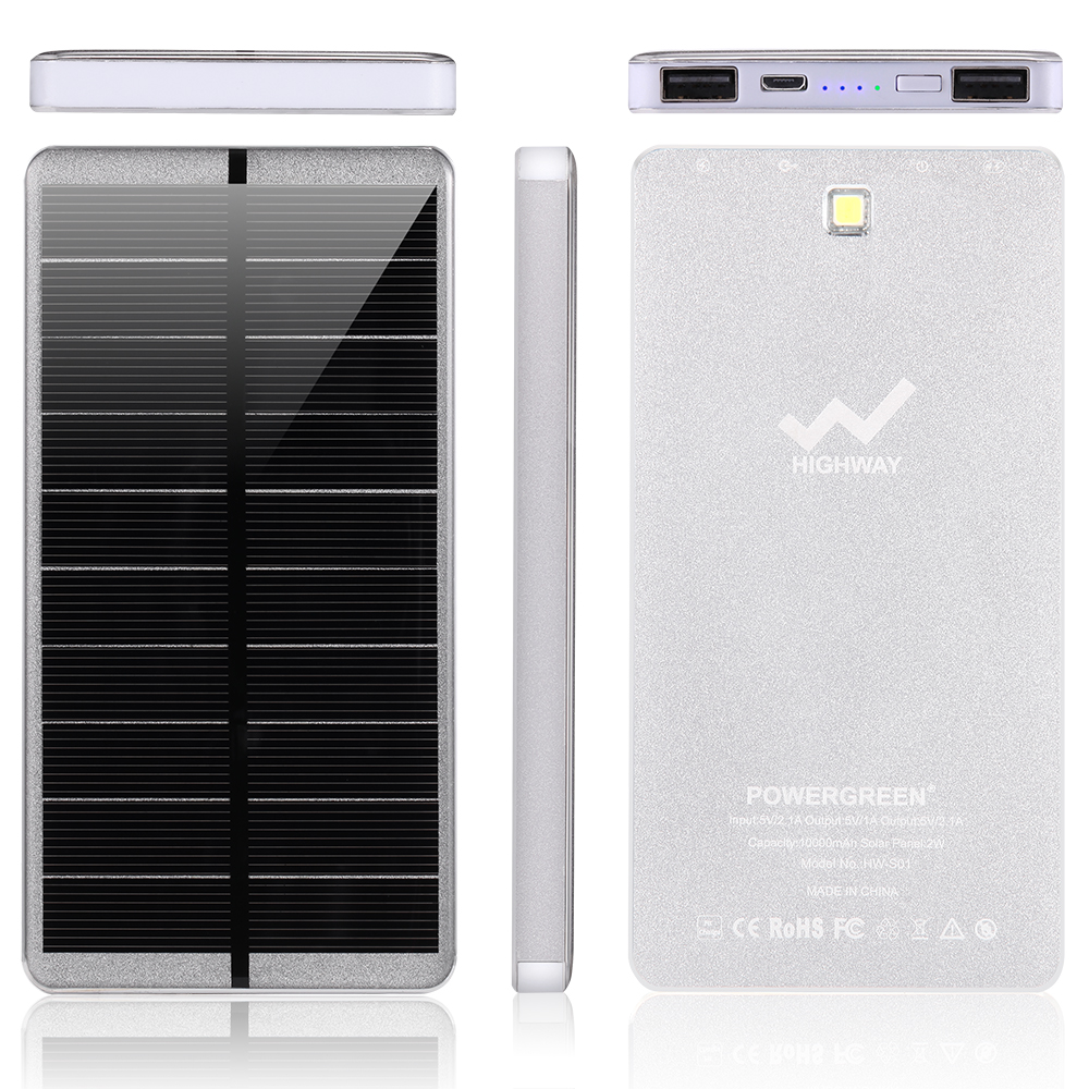 Mobile Phone Accessories Strong-Willed Solar Power Bank External Battery Case No Battery Pack Dual Usb Charger For Iphone Ipad Tablet Compatible For Xiaomi Huawei