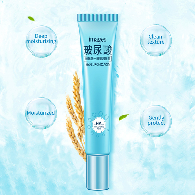 Hyaluronic Acid Eye Cream Whitening Moisturizing Anti aging Wrinkle Remove Dark Circles Remove Eye Bags Skin Care Eye Gel
