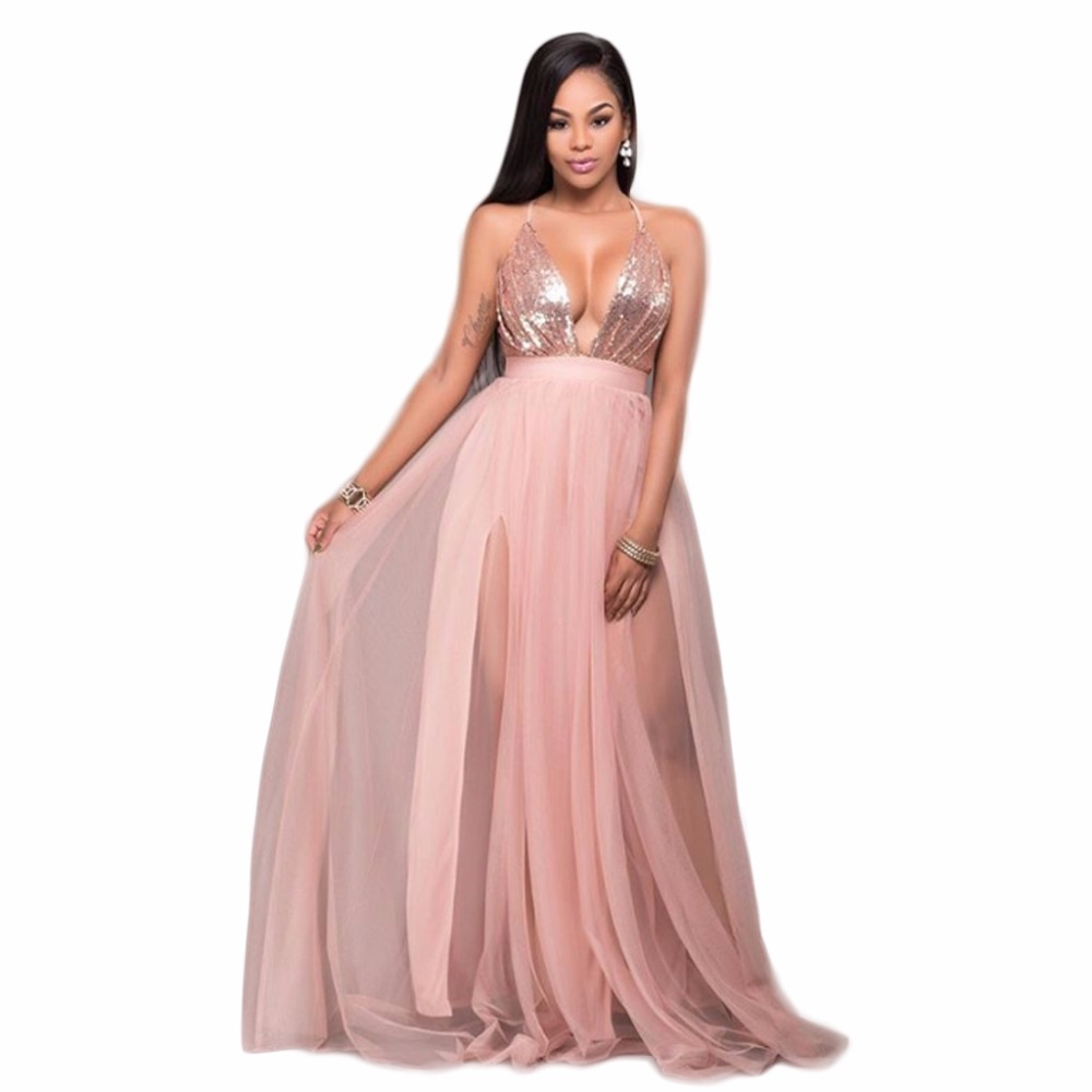 Online Get Cheap Pink Long Dresses -Aliexpress.com - Alibaba Group
