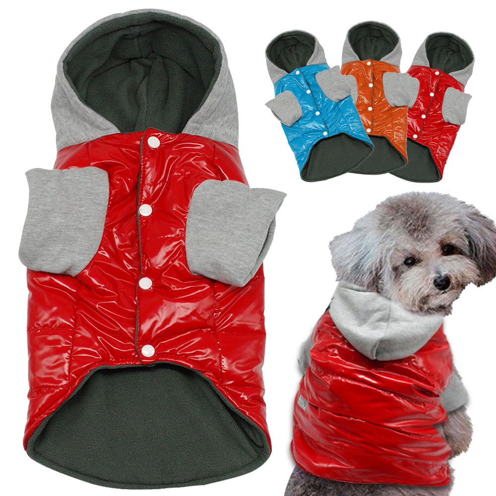 2016 Winter Waterproof Warm Dog Clothes Pet Clothing ...