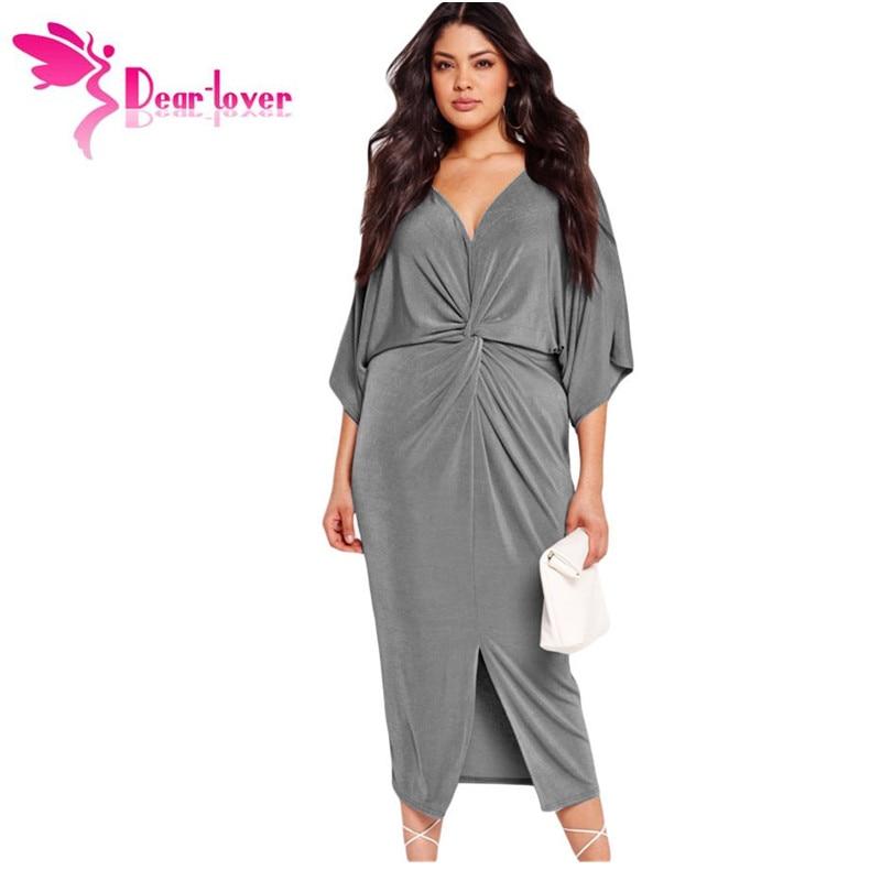 fb043113c0 Dear Lover Autumn Dresses Big Size XXXL Club Factory Black Kimono ...