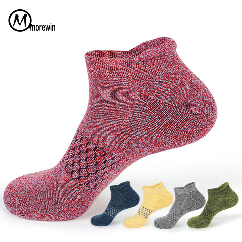 High Quality Cotton Professional Sport Running Cycling Socks Men Comfy Breathable Soccer Basketball Socks Sports Athletic Sox