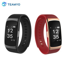 Teamyo S68 Bluetooth Smart Band Bracelet Wristband Heart Rate Monitor Smart bracelet IP68 Waterproof Smartwatch Outdoor watches