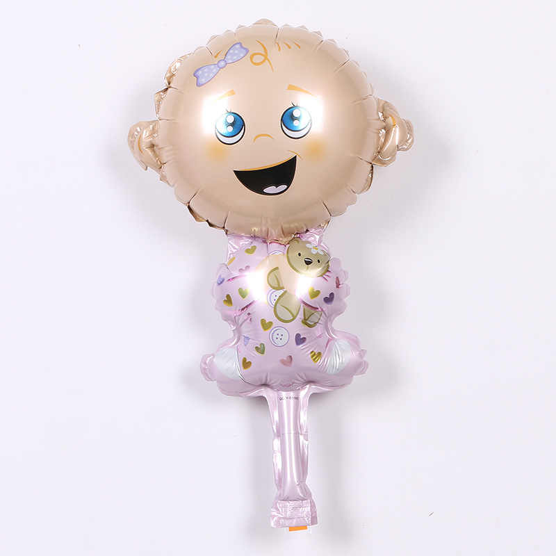 Горячая Новинка 16 дюймов фольги Воздушные шары моделирование Ангел девочка ребенок воздушный шар для мальчика ребенок полная луна сто дней банкет композиция globos