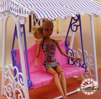 Mode balançoire pour Barbie poupée American girl poupée mobilier de maison de jouet accessoires