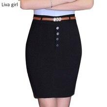 5090a77a5 Compra summer slim hip straight skirts fashion y disfruta del envío ...