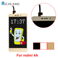 Richland No Dead Pixel ORIGINAL 5 0 LCD Screen Replacement For XIAOMI Redmi 4A Display LCD
