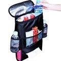 Vehículo multifuncional asiento de coche de bebé de la momia del bolso bolsas de pañales para mamá bebé viajes nappy bolsos organizador cochecito de Bebe