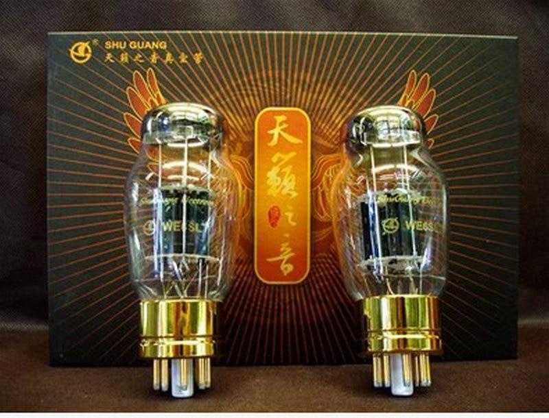 Shuguang WE6SL7 Vacuum Tubes HIFI EXQUIS Factory Full