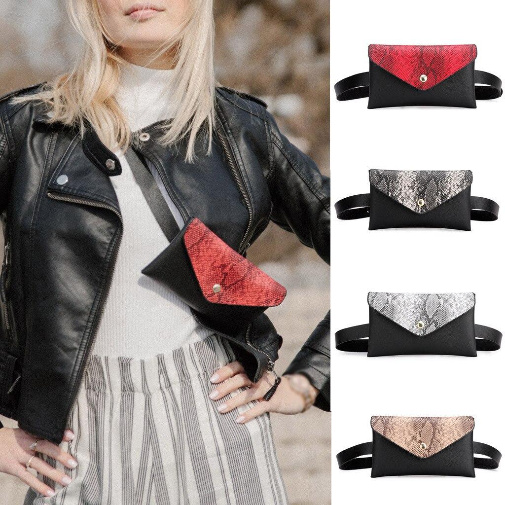 Sleeper #P52 NEW FASHION Women Outdoor Serpentine Hasp  Messenger Bag Sports Chest Bag Waist Bag поясная сумка Hot