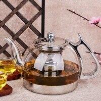 Bule de vidro resistente ao calor forno eletromagnético bule multifuncional chaleira fogão de indução Bules     -