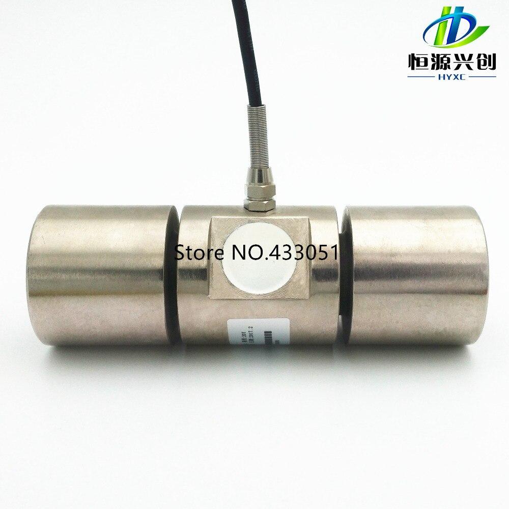 Cilíndrico sensor De Pressão de Alta precisão do sensor de tensão 20 T 30 T 50 T 100 T - 4