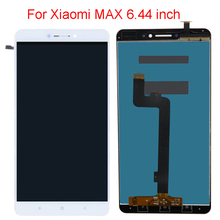 6.44 LCD For Xiaomi Max Display Touch Screen Mi for Full FLCD Digitizer Assembly Replacement No Dead Pixel