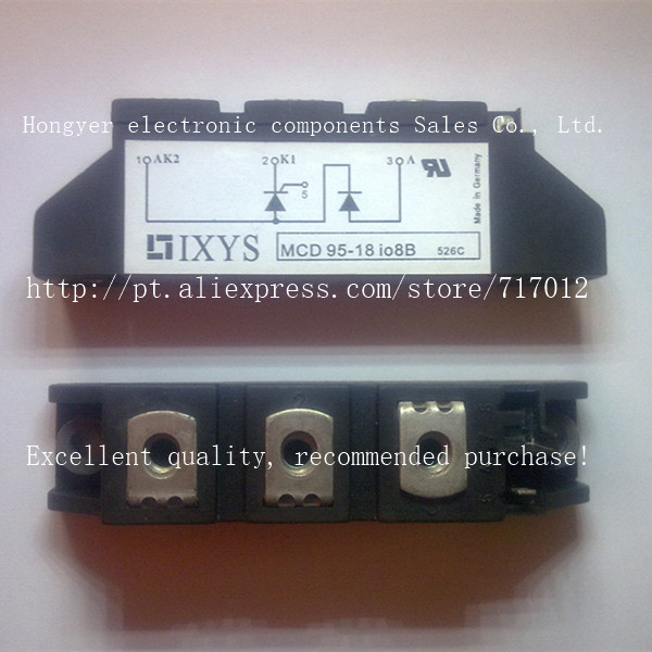 ФОТО Free Shipping MCD95-14IO8B MCD95-14I08B No New(Old components,Good quality) IGBT Module ,Can directly buy or contact the seller