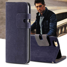 Book Flip Wallet Case For iPhone 5s 5 6s 6 Plus Stand PU Leather Cover With Card Slot For Samsung Galaxy Note 3 5 S6 S7 цены